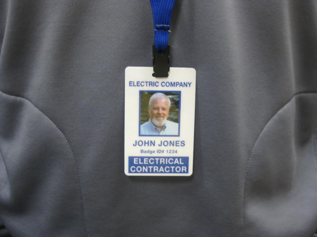 ID Badges | Seven Square Inches Blog